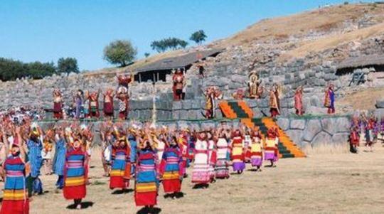 Inti Raymi - The Sun Festival in Peru