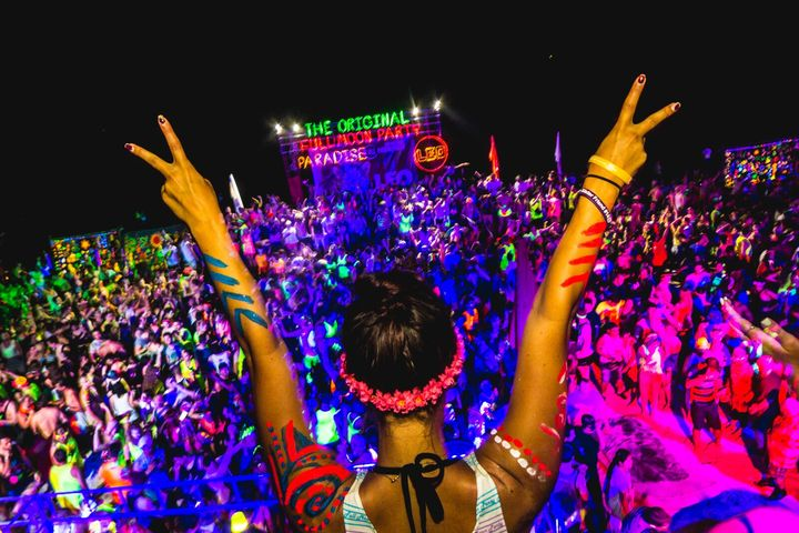 Full Moon Party Thailand & Bali Highlights