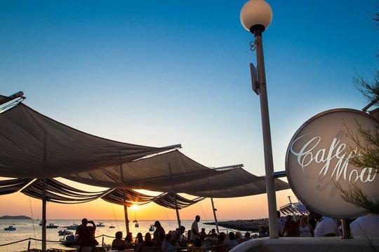 Café Del Mar Table