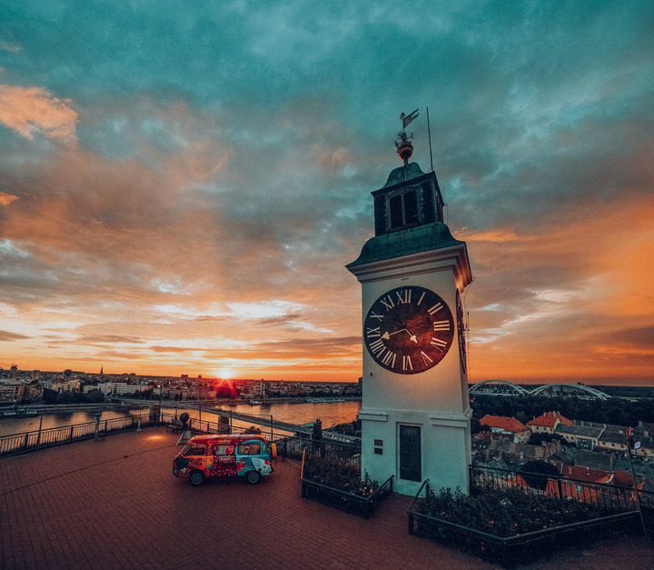Balkan Beats Sunset