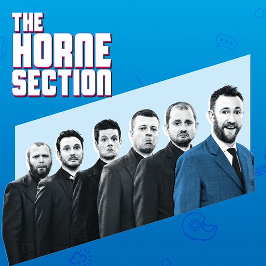 Alex Horne & the Horne Section