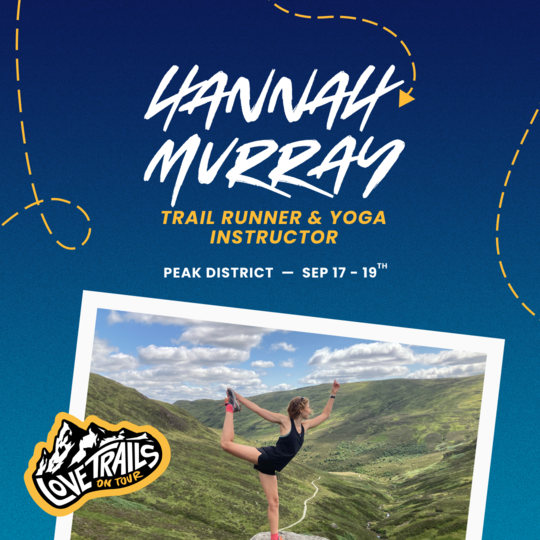 Outdoor Yoga with Hannah Murray