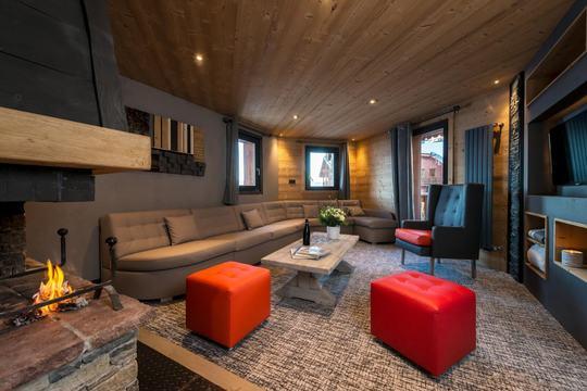 14 Person Duplex | 6 Bedrooms