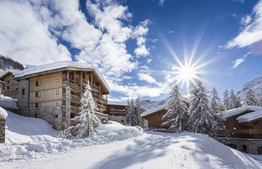 Chalets du Jardin Alpin