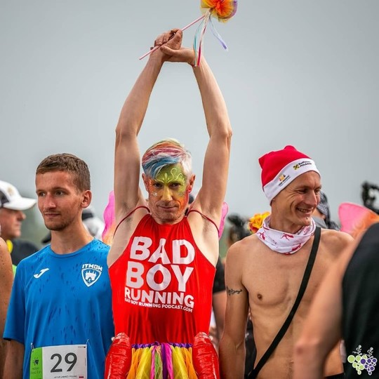 Bad Boy Running - David Hellard Your First Ultra: Why you should and why you can with David Hellard