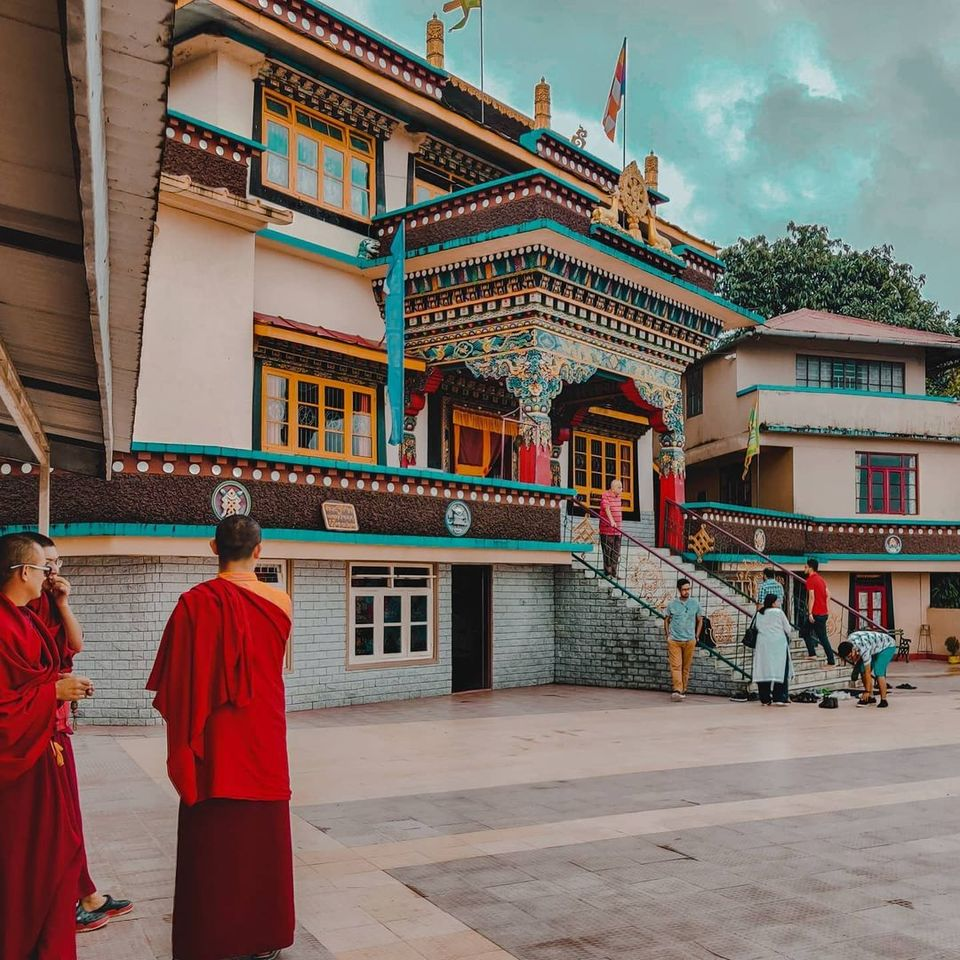 MonasteryNepal