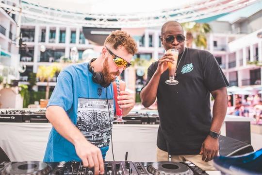 IBIZA ROCKS RESDIENT DJS