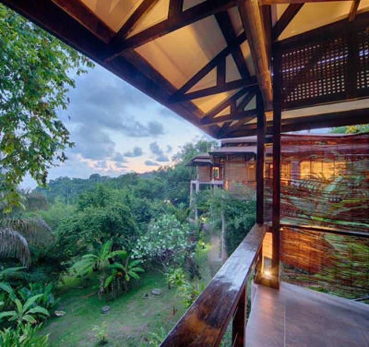 Offsite Lodging | TikiVillas Rainforest Lodge