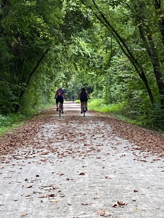Katy Trail - Fully-Supported Tour - 6 Days  May 2022