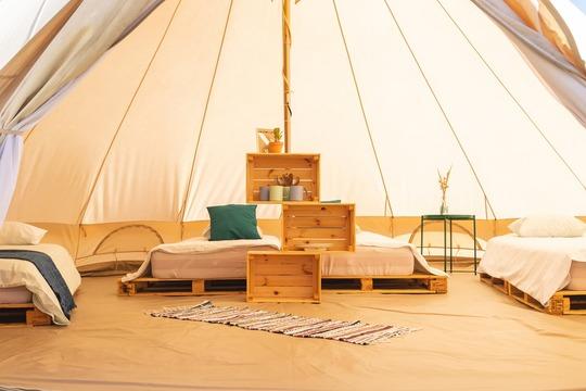 Family Tipi Tent