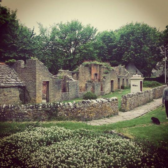 Explore Tyneham Village