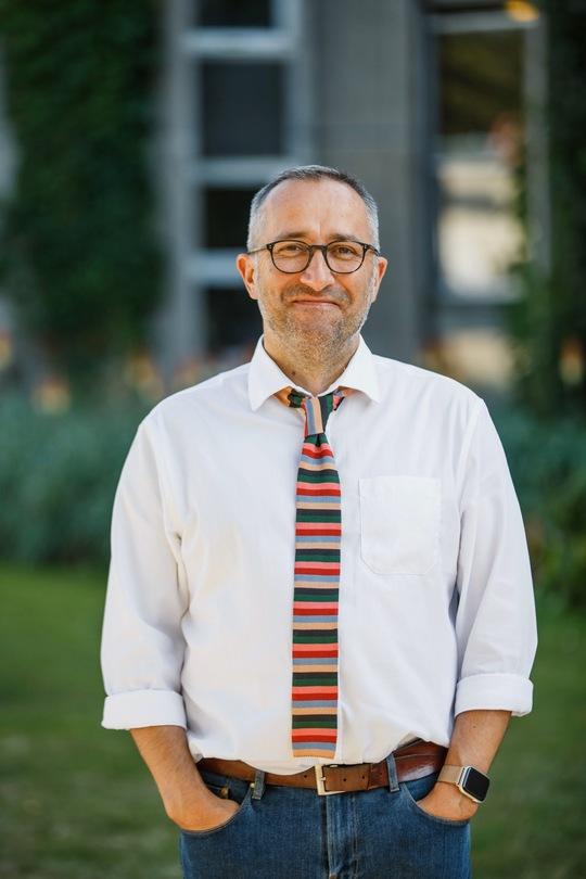 Dr. Vybarr Cregan-Reid