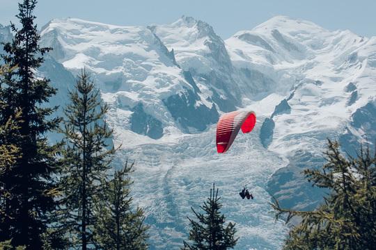 Run to Paragliding