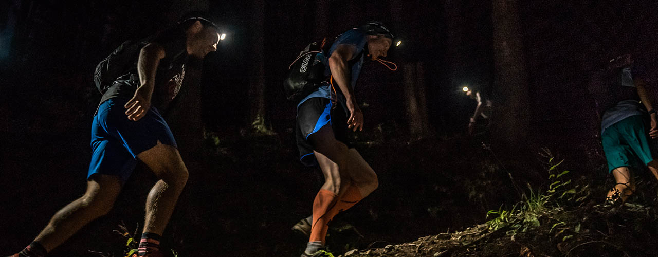 WILD TRAIL RUNNERS NIGHT RUN