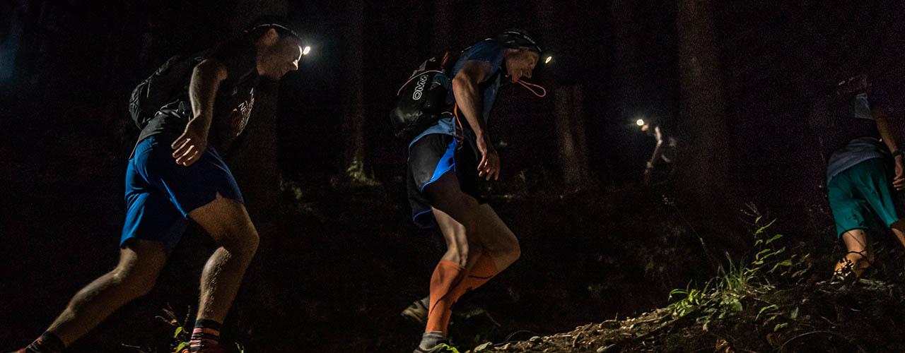 WILD TRAIL RUNNERS NIGHT RUN